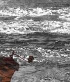 Le moulin qui moud au fond de la mer