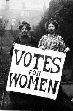 Vote des femmes