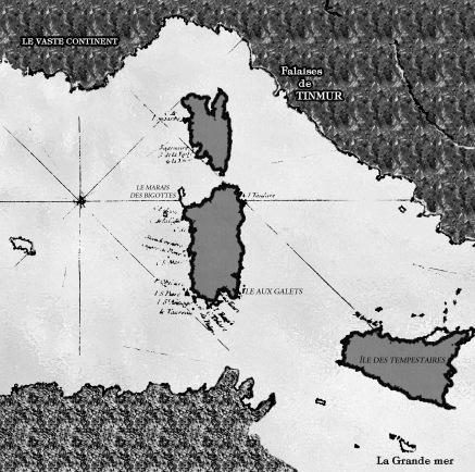 Archipel des marluzins