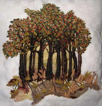 Les arbres ajourés