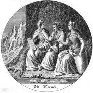Les trois nornes
