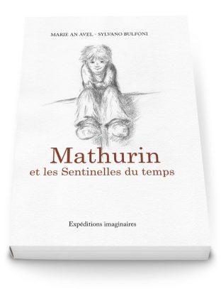 Mathurin et les sentinelles du temps - couv-papier